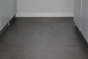 Betonlook gietvloer cementgebonden gietvloer prijs